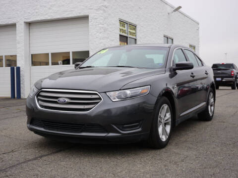 2018 Ford Taurus for sale at FOWLERVILLE FORD in Fowlerville MI