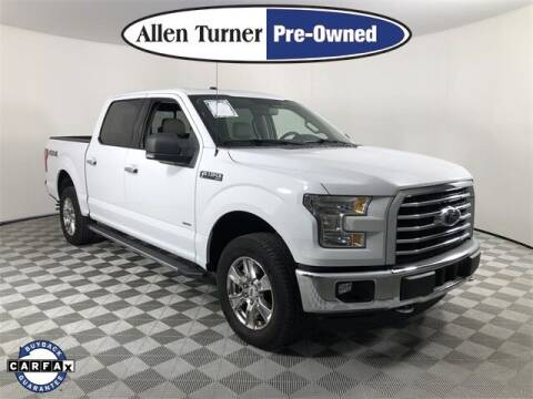 2016 Ford F-150 for sale at Allen Turner Hyundai in Pensacola FL