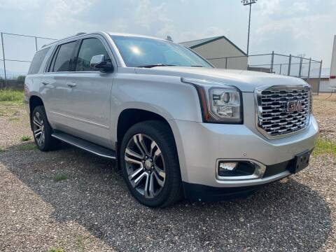 2019 GMC Yukon for sale at FAST LANE AUTOS in Spearfish SD