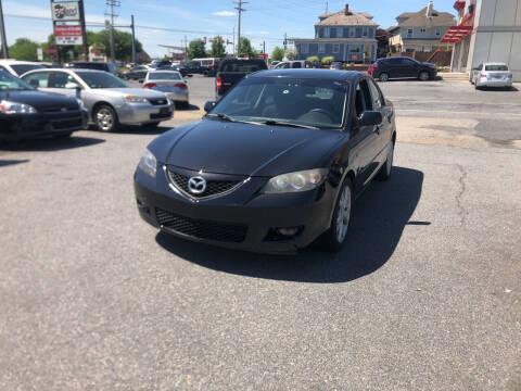 2008 Mazda MAZDA3 for sale at 25TH STREET AUTO SALES in Easton PA