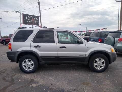 2002 Ford Escape for sale at Savior Auto in Independence MO