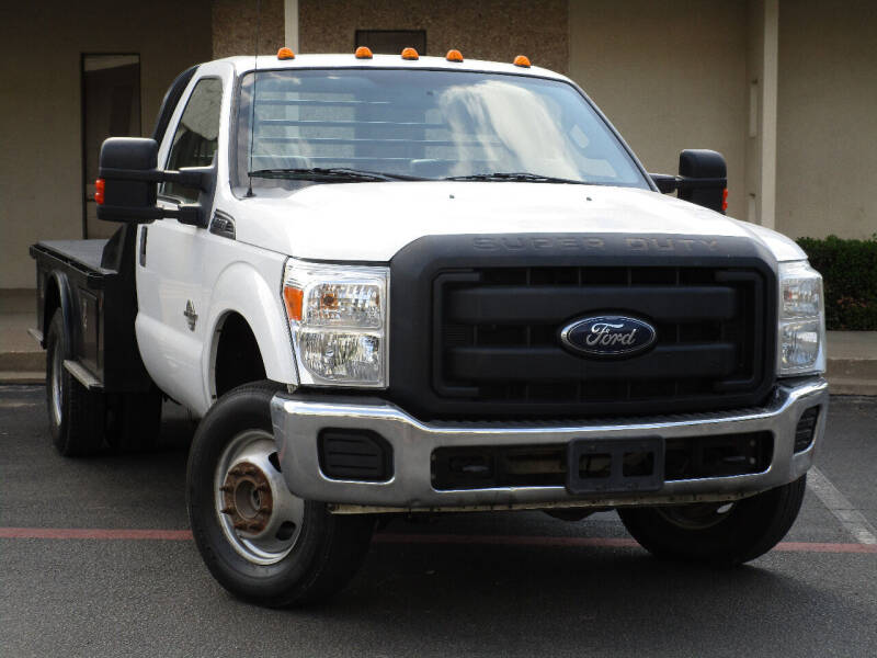 2012 Ford F-350 Super Duty for sale at Ritz Auto Group in Dallas TX
