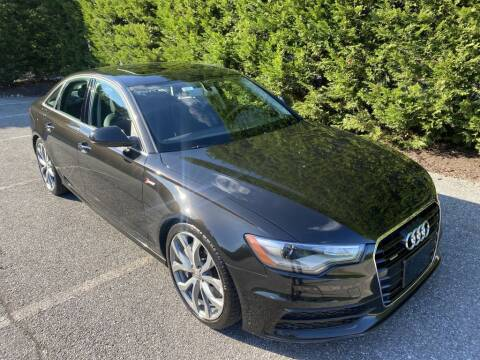 2013 Audi A6 for sale at Limitless Garage Inc. in Rockville MD
