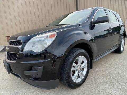 2011 Chevrolet Equinox for sale at Prime Auto Sales in Uniontown OH