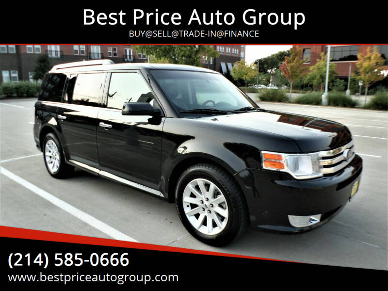 2011 Ford Flex for sale at Best Price Auto Group in Mckinney TX