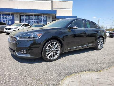 2019 Kia Cadenza for sale at CU Carfinders in Norcross GA