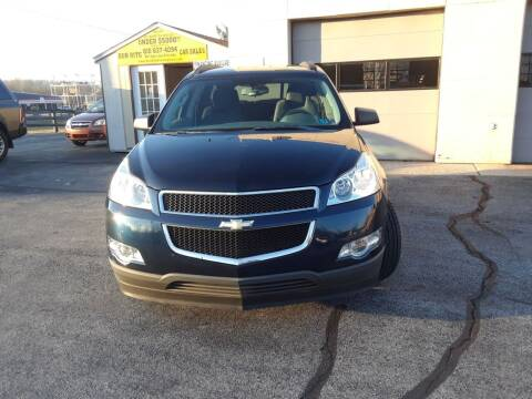 2012 Chevrolet Traverse for sale at Dun Rite Car Sales in Downingtown PA