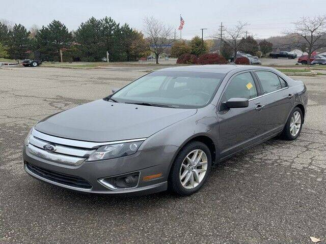 2010 Ford Fusion for sale at Extreme Auto Sales in Clinton Township MI