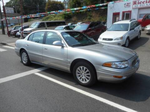 2005 Buick LeSabre for sale at Ricciardi Auto Sales in Waterbury CT