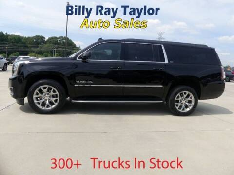2016 GMC Yukon XL for sale at Billy Ray Taylor Auto Sales in Cullman AL