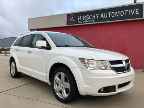2010 Dodge Journey for sale at Hirschy Automotive in Fort Wayne IN