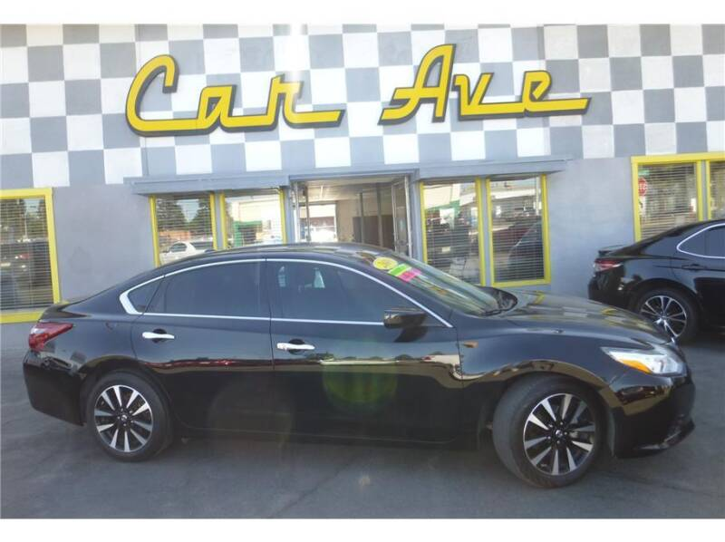 2018 Nissan Altima for sale at Car Ave in Fresno CA