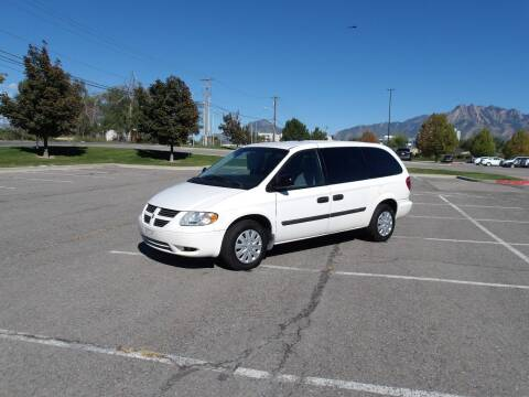 2007 Dodge Grand Caravan for sale at ALL ACCESS AUTO in Murray UT