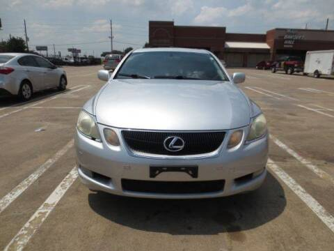 2006 Lexus GS 300 for sale at MOTORS OF TEXAS in Houston TX