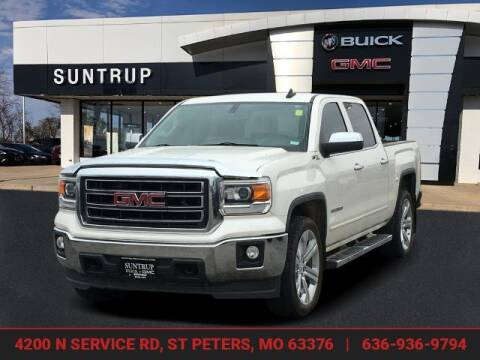 2015 GMC Sierra 1500 for sale at SUNTRUP BUICK GMC in Saint Peters MO