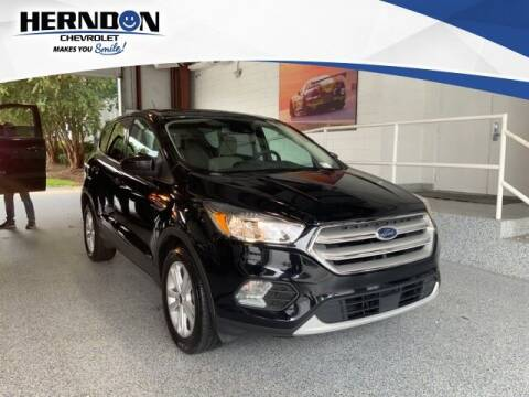 2019 Ford Escape for sale at Herndon Chevrolet in Lexington SC