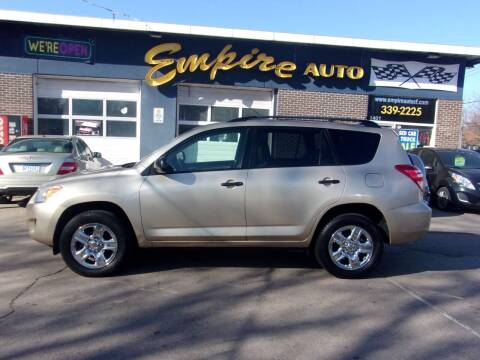 2009 Toyota RAV4 for sale at Empire Auto Sales in Sioux Falls SD
