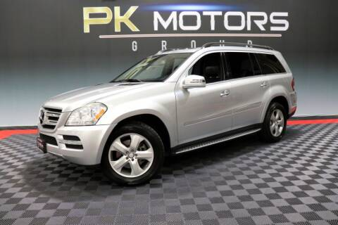 2012 Mercedes-Benz GL-Class for sale at PK MOTORS GROUP in Las Vegas NV
