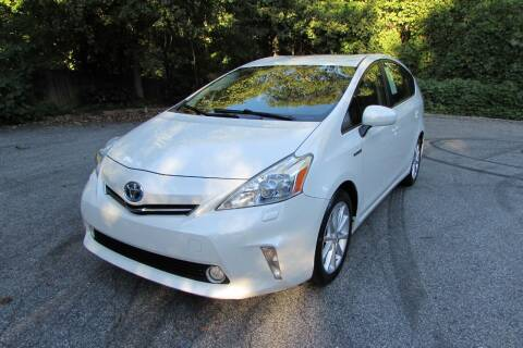 2012 Toyota Prius v for sale at AUTO FOCUS in Greensboro NC
