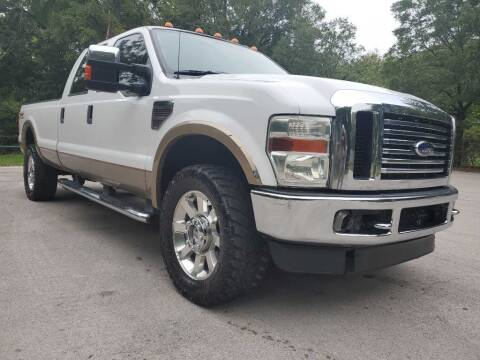 2008 Ford F-350 Super Duty for sale at Thornhill Motor Company in Lake Worth TX