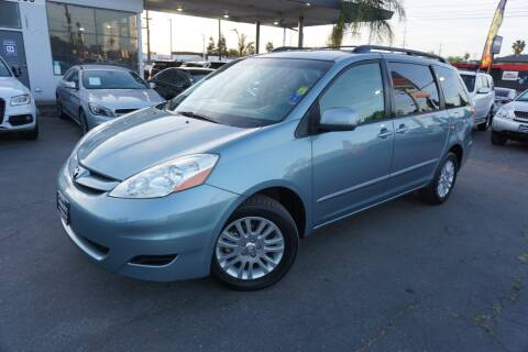 2009 Toyota Sienna for sale at Industry Motors in Sacramento CA