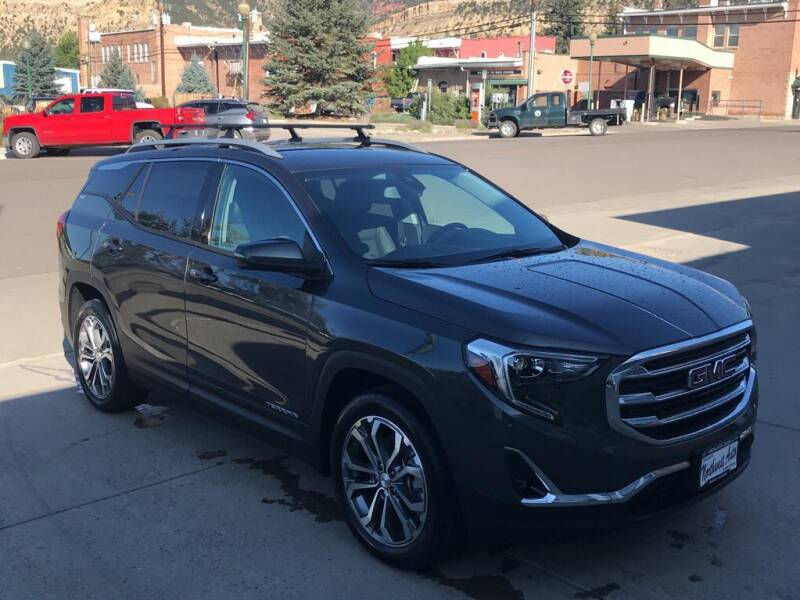 2020 GMC Terrain for sale at Northwest Auto Sales & Service Inc. in Meeker CO