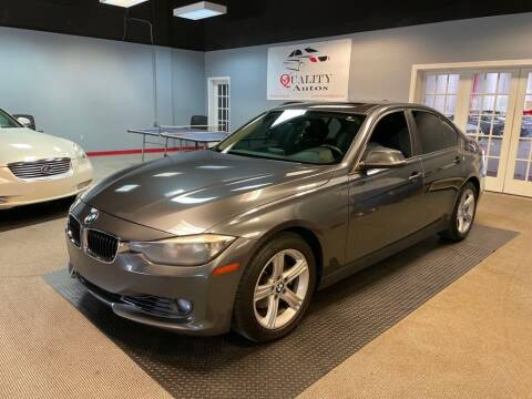 2013 BMW 3 Series for sale at Quality Autos in Marietta GA