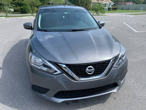 2016 Nissan Sentra for sale at Consumer Auto Credit in Tampa FL