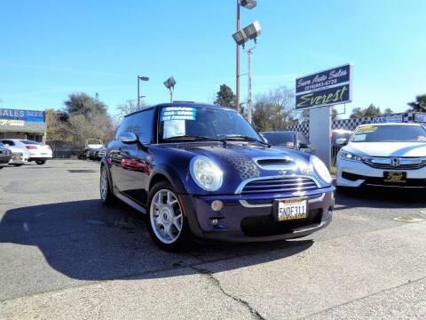2005 MINI Cooper for sale at Save Auto Sales in Sacramento CA