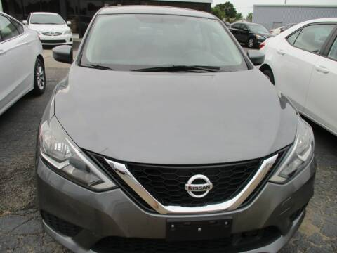 2018 Nissan Sentra for sale at AUTO FACTORY INC in East Providence RI