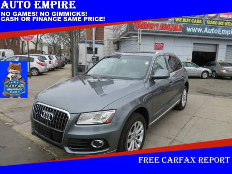 2013 Audi Q5 for sale at Auto Empire in Brooklyn NY