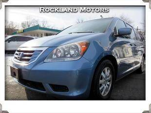 2009 Honda Odyssey for sale at Rockland Automall - Rockland Motors in West Nyack NY