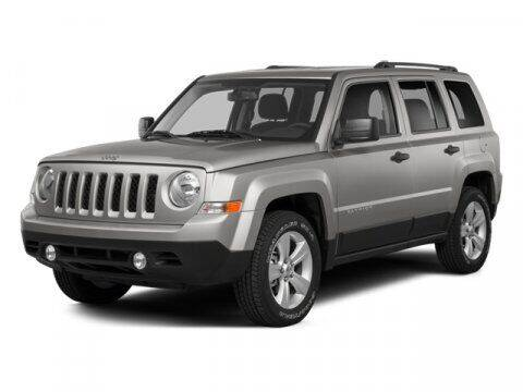 2014 Jeep Patriot for sale at DAVID McDAVID HONDA OF IRVING in Irving TX
