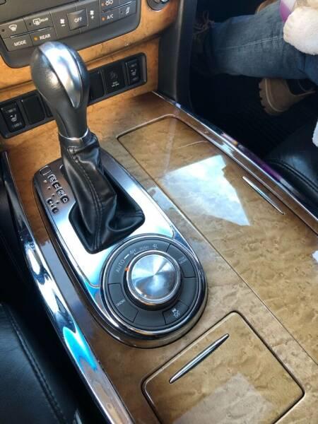 2012 Infiniti QX56 4x4 4dr SUV - Bettendorf IA