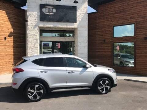 2018 Hyundai Tucson for sale at Hamilton Motors in Lehi UT