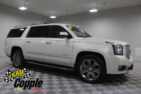 2015 GMC Yukon XL for sale at Copple Chevrolet GMC Inc in Louisville NE