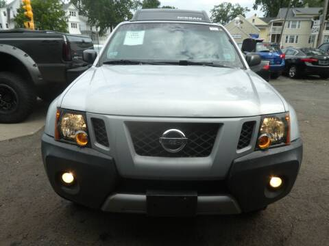 2009 Nissan Xterra for sale at Wheels and Deals in Springfield MA