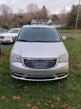 2011 Chrysler Town and Country for sale at Alpine Auto Sales in Carlisle PA