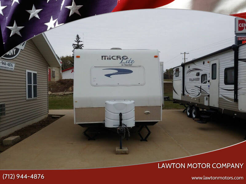 2014 Flagstaff MICRO LITE for sale at Lawton Motor Company in Lawton IA