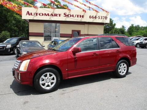 2007 Cadillac SRX for sale at Automart South in Alabaster AL