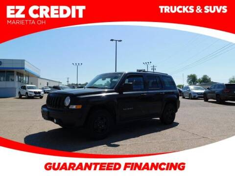 2015 Jeep Patriot for sale at Pioneer Family preowned autos in Williamstown WV