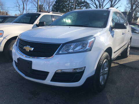 2016 Chevrolet Traverse for sale at Champs Auto Sales in Detroit MI