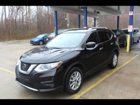 2018 Nissan Rogue for sale at Inline Auto Sales in Fuquay Varina NC