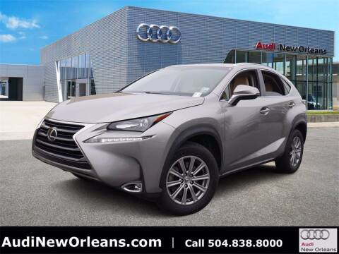 2015 Lexus NX 200t for sale at Metairie Preowned Superstore in Metairie LA