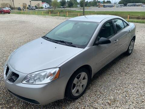 2007 Pontiac G6 for sale at Paul's Auto Sales of Picayune in Picayune MS