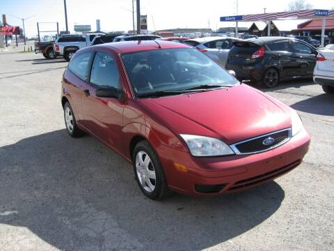 2005 Ford Focus for sale at Stateline Auto Sales in Post Falls ID