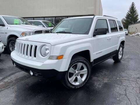 2014 Jeep Patriot for sale at Sedo Automotive in Davison MI