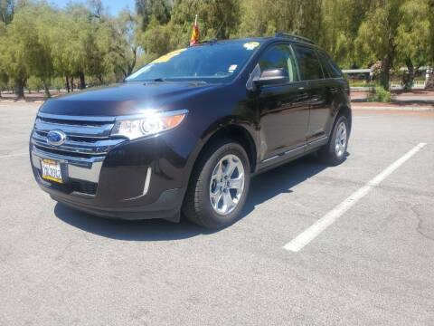 2013 Ford Edge for sale at ALL CREDIT AUTO SALES in San Jose CA