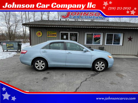 2009 Toyota Camry for sale at Johnson Car Company llc in Crown Point IN