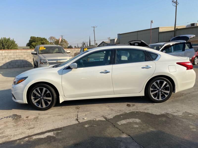 2016 Nissan Altima 2.5 SR 4dr Sedan - Livingston CA